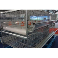 China Poultry Cages Automate Cleaning Equipment on sale