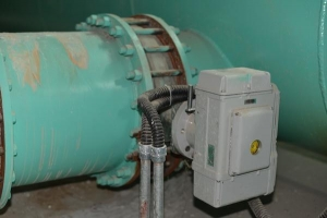 China Electric actuators on sale