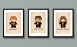 Awesome Harry Potter Wall Art