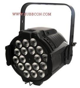 China LED Par 64 Cans Lights LED PAR 64 Cans TRI 18*3W on sale