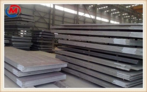 China Wear resistant steel plate Hot rolled anti-abrasion wear resistant steel plate on sale