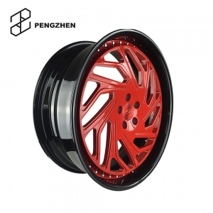 China 2018 Hot sale forged concave alloy wheels rim on sale