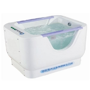 China Physiotherapy Whirlpool Bathtub For Baby on sale