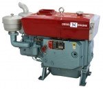 Fuel-saving Agricultural Chinese Single Cylinder Water Cooled Diesel Engine S/ZS SERIES