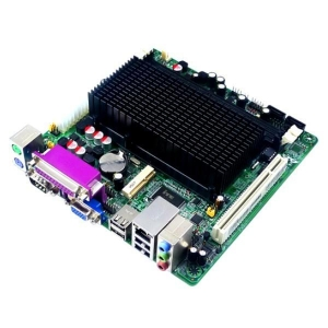 China Mini-ITX Motherboard with Intel Atom D525 CPU on sale