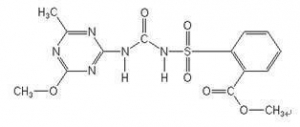 China Agrochemicals Metsulfuron-methyl METSULFURON-METHYL on sale