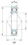 Ball Bearing d 150-560mm