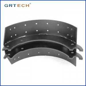 China Heavy Duty Drum Brake Shoe Set Replacement 4551 on sale