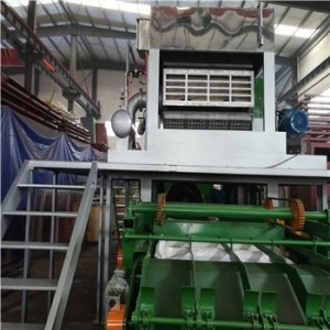 China 8000 Pieces Per Hour Paper Egg Carton Egg Box Making Machine Production Line on sale