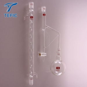 China 500ml Clevenger Distillation Apparatus For Essential Oil Extraction on sale