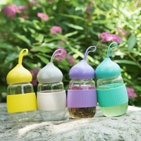 China onion shape glass bottles on sale