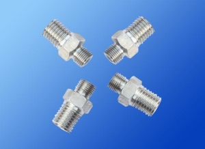 China Stainless steel fittings on sale