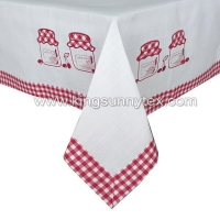 Table Cloths Polyester Embroidery Table Cloth For Wholesale