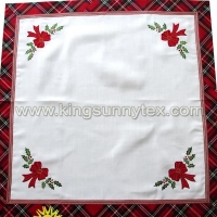 Table Cloths 2018 Christmas Scotland Series Design-5