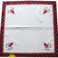 Table Cloths 2018 Christmas Scotland Series Design-7