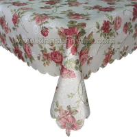 Table Cloths Spring Printing Series Tablecloths-3