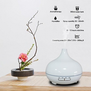 China Electric Scent Diffuser Cool Mist Humidifiers Ultrasonic on sale
