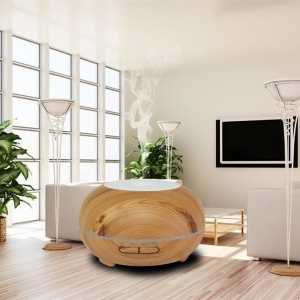 China Aroma Oil Diffuser Electric Air Purifier on sale