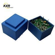 China CE ROHS UL VDE approved PCB mounted encapsulated power transformer, PCB mounted potted transformer on sale