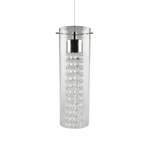 China 7W Crystal LED pendant light P10041A on sale