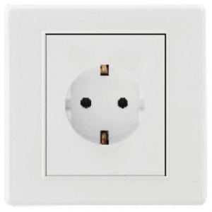 China Schuko socket R1-18 on sale
