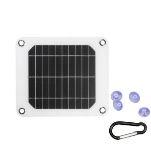 China Hovall 5 Watt Portable Mini Solar Charger with USB Port on sale