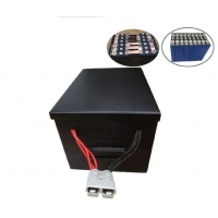 LiFePO4 Lithium 24V 100Ah Rechargeable Battery Pack for Solar Power System