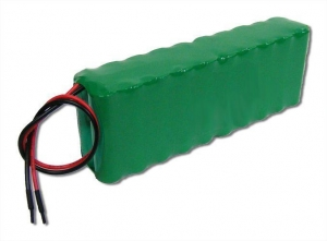 China NiMh Battery Pack 24V 2200mAh (20 X AA) Battery for Robot on sale