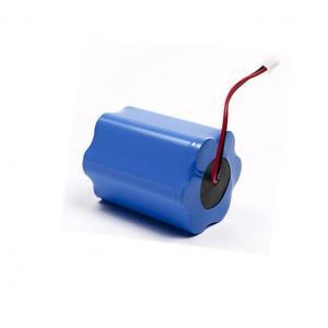 China Lightings Recharge Lithium Ion 18650 6000mAh 7.4V Li Ion Battery on sale