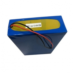 China Hot Selling 12V 40Ah Lifepo4 Battery Pack Lead Acid Replacement Battery on sale