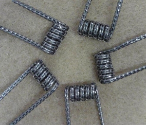 China electronic cigarette pattern individual resistance heating wire on sale