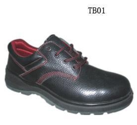 China SBP standard Rubber Outsole Single Density Safety Shoes on sale