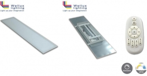 China WLX-PLCCT1200-41 LED panel light on sale