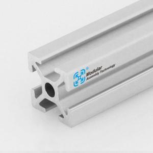 China Aluminum Profile Extruded T Slot Aluminum on sale