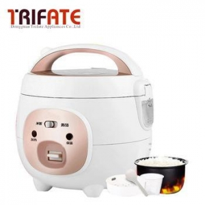 China MINI portable cute shape 350W electric rice cooker on sale