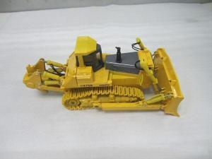 China Construction machinery Models 1:50 scale Diecast crawler bull dozer model on sale