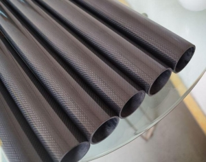 China OEM Light Weight 3k Carbon Fiber Tube Use For Drone Plane on sale