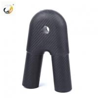 China Custom Carbon Fiber Yacht Parts Sailing Boat Fittings on sale