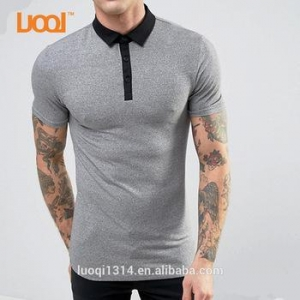 China 2017 Men Fashion Slim Fit Short sleeve Casual Polo Shirt Men T shirts Polo on sale