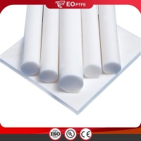 China Extrusion PTFE Rod on sale