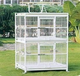 China Bird Cages Name:YA096 Breeding Bird Cage on sale