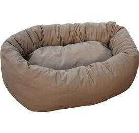 China Dog Cages Name:YQ202 Hot sale round dog beds on sale
