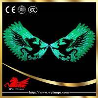 China Original Ballasts Luminescent Equalizer EL Car Sticker on sale