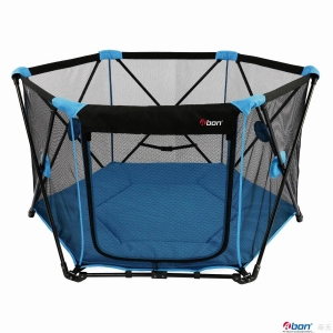 China MagicGo Baby Playpen Baby Travel Cot on sale