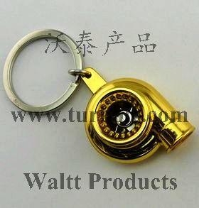China DISC BRAKE KEYCHAIN Turbo Keychain on sale