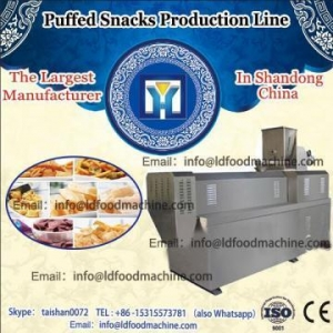 China Auto Industry Puff Corn Snack Double Screw Extruder machinery With Factory Price on sale