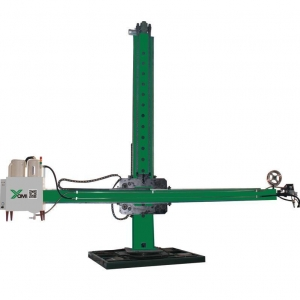 China Welding warehouse Automatic welding Column and Boom on sale
