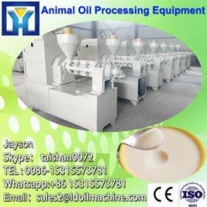 China animal oil processing plant made in China with good market in Asia on sale
