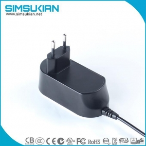 China Europe CE efficiency level VI power adapter 5V 2A LED lighting power supply on sale