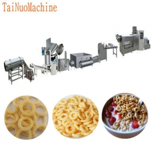 China Snack Food Machine Puffed Corn Snacks Machine on sale